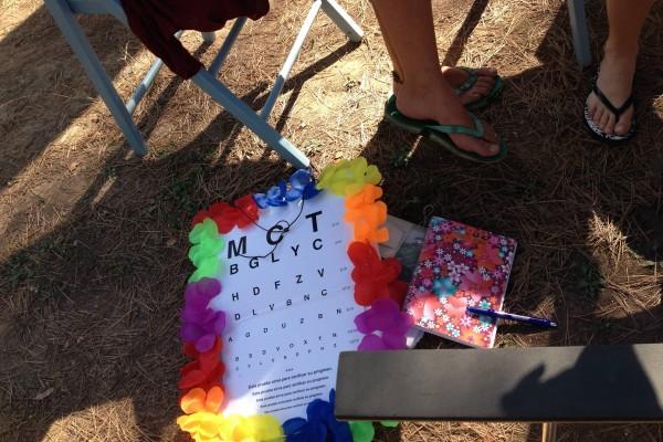 optotipo curso anual formación educadores visuales